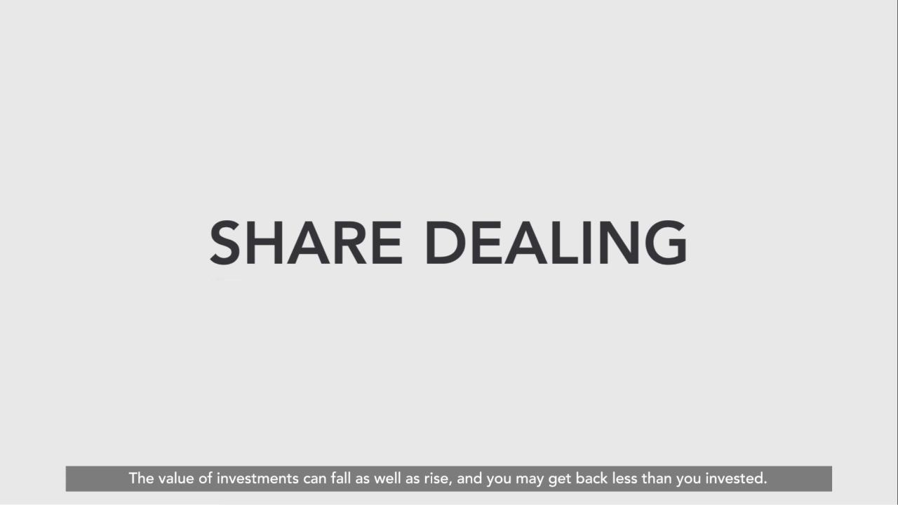 What is Share Dealing? | Learn to Deal Shares | IG UK