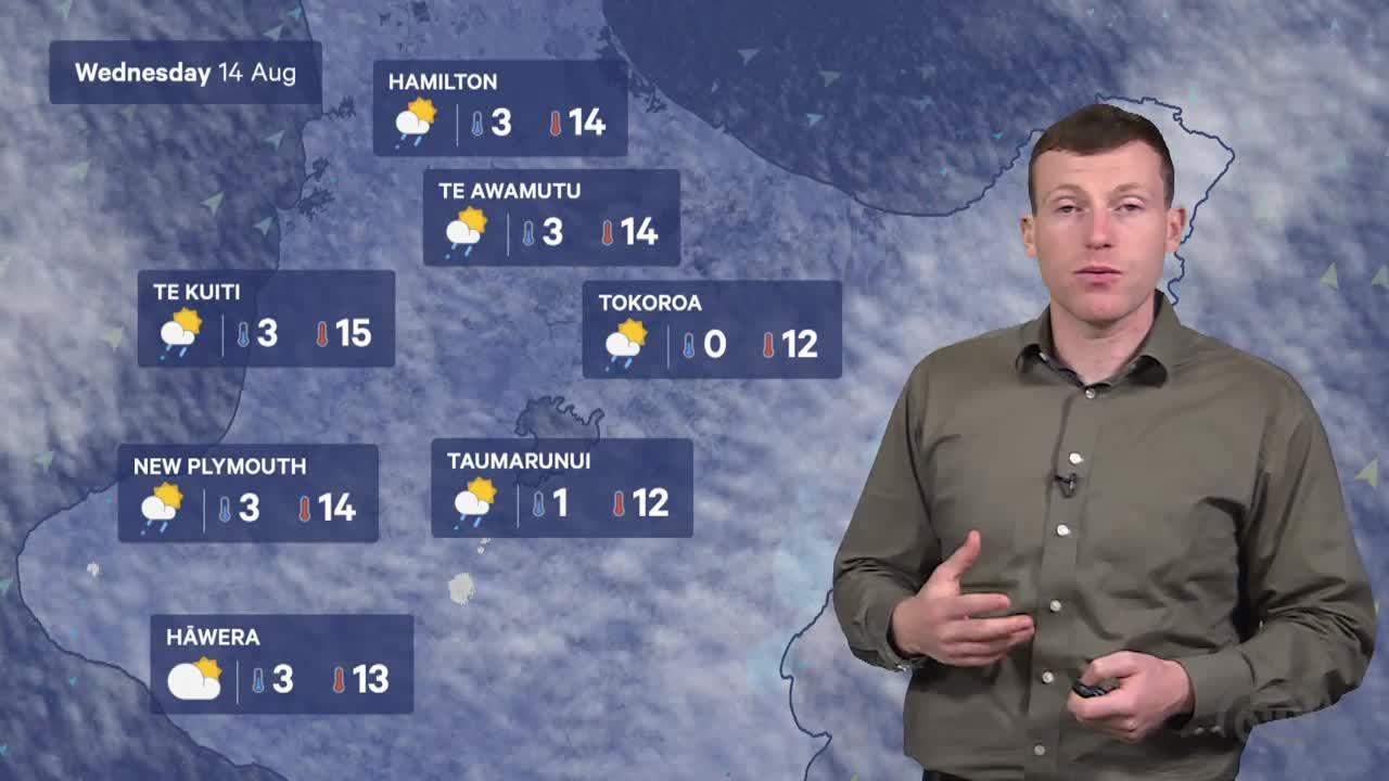 Hamilton Forecast | MetService Mobile