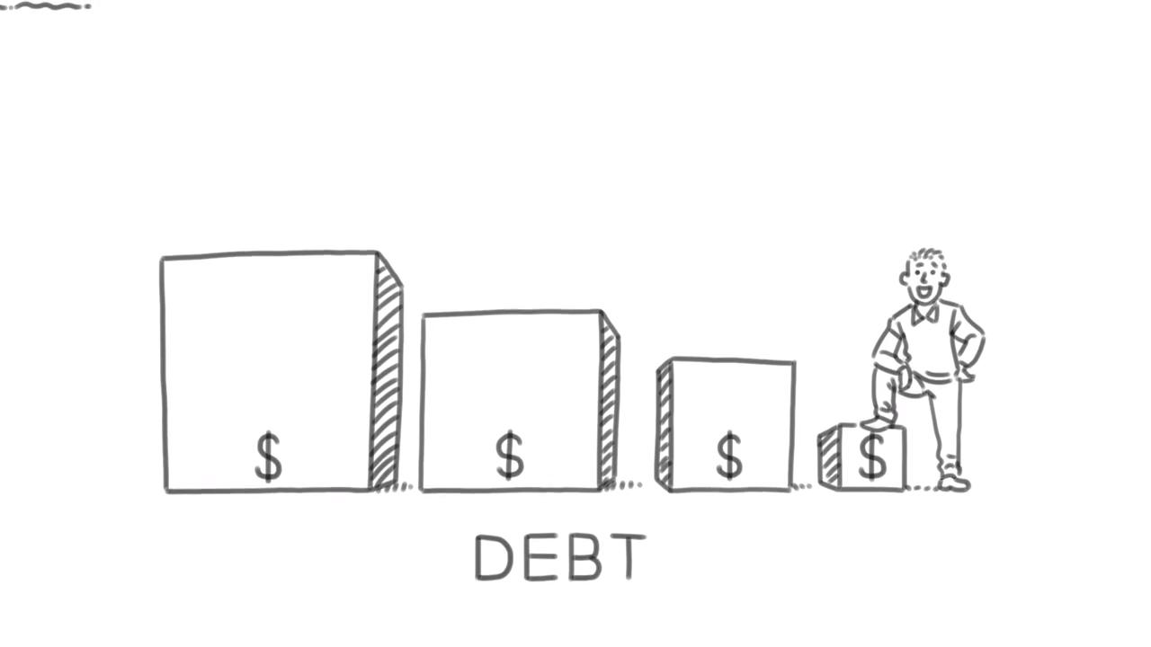 Strategies for paying down debts